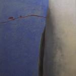 Oltre quei muri... 2007 - 200x150 cm
